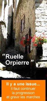 ruelle d'Orpierre
